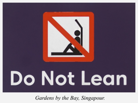 Do-not-lean-Singapore-gardens-by-the-bay