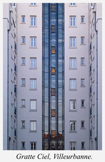 escalier-gratte-ciel-villeurbanne-lyon