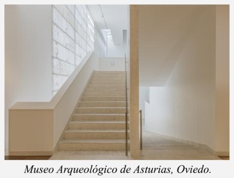 escalier-musee-oviedo-asturies-espagne
