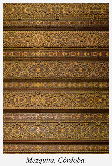 plafond-mezquita-cordoba-andalousie-espagne