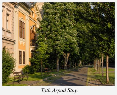 toth-arpad-stny-budapest-hungary