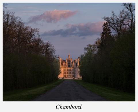 chambord-foret-france
