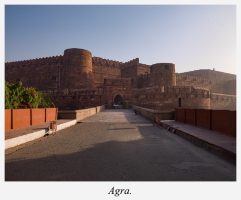 entrance-red-fort-agra-india