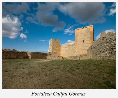 Fortaleza-Califal-Gormaz
