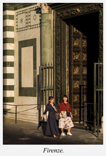 Baptistere-Florence-Toscane-Italie