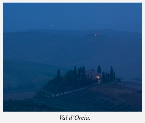 Val-d-orcia-notte-toscana-Italia